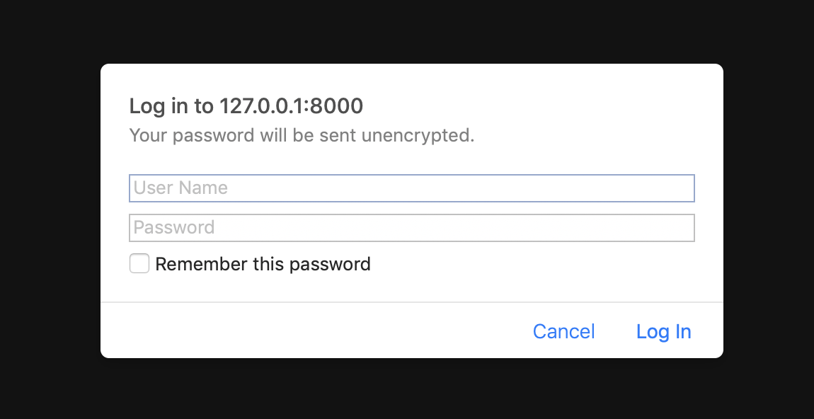 Building a RESTful API Using ReactPHP: Basic Authentication