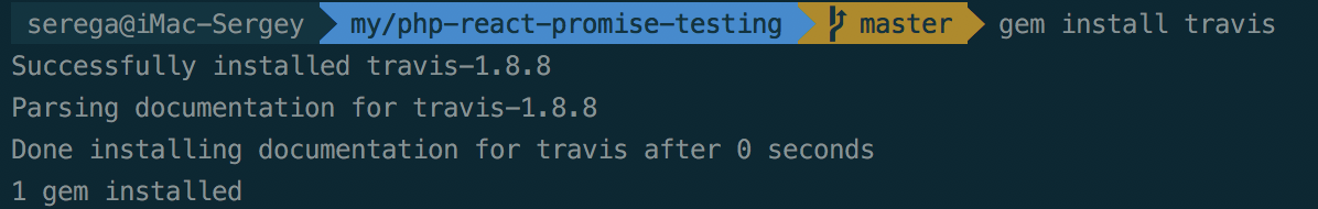 Test Coverage: Integration Between CodeClimate and Travis CI
